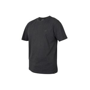 Fox Triko Chunk Black Marl T-Shirt - L