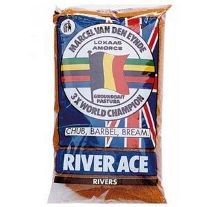 MVDE Krmítková směs River Ace Black 1kg