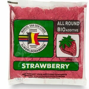 MVDE Posilovač 200g - Bio Strawberry