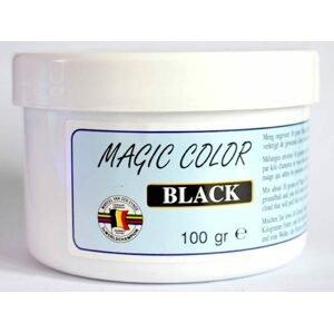 MVDE Barva do návnad Magic Color 100g - Black