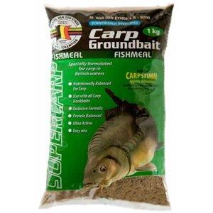 MVDE Krmítková směs Carp Groundbait 1kg - Fishmeal
