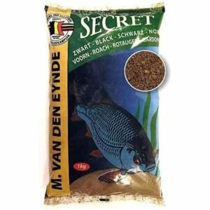 MVDE Krmítková směs Secret 1kg - Black