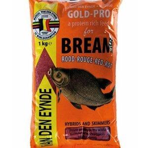 MVDE Krmítková směs Gold Pro Bream 1kg - Bream Red
