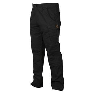 Fox Kalhoty Collection Black & Orange Combat Trousers - XXXL