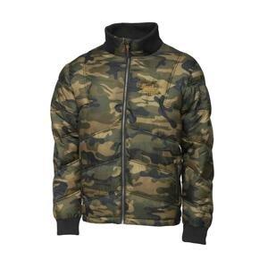 Prologic Bunda Bank Bound Bomber Camo Jacket