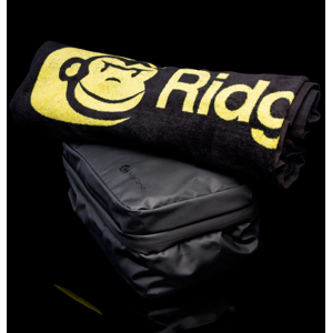 RidgeMonkey Kosmetická taška Caddy LX a velký bavlněný ručník (celý set)