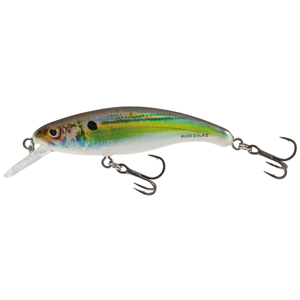Salmo Wobler Slick Stick Floating Real Holographic Shad