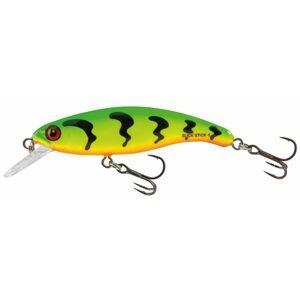 Salmo Wobler Slick Stick Floating Green Tiger