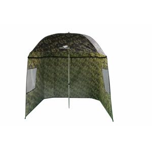 Giants Fishing Deštník Square Camo Umbrella s bočnicema 250cm
