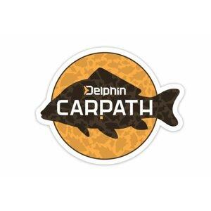 Delphin Samolepka Carpath 95x75mm