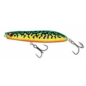 Salmo Wobler Rattlin Stick Floating Clear Green Tiger