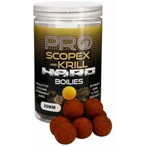 Starbaits Boilie Hard Probiotic Scopex Krill 20mm 200g