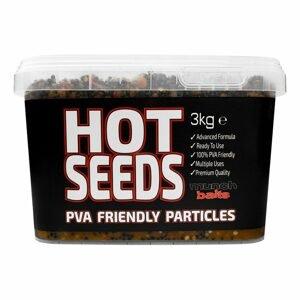Munch Baits Hot Seeds - pálivá semena 3kg