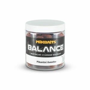 Mikbaits Boilie Spiceman Balance 250ml - Pikantní švestka 20mm