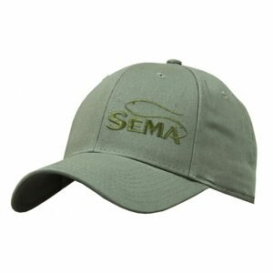 Sema Kšiltovka zelená