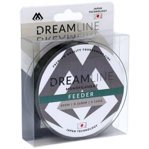 Mikado Vlasec Dreamline Feeder moss green 300m - 0.24mm / 7.68kg