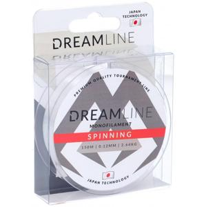 Mikado Vlasec Dreamline Spinning clear 150m - 0.14mm / 3.18kg