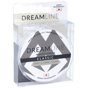 Mikado Vlasec Dreamline Classic clear 150m - 0.22mm / 5.72kg