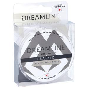 Mikado Vlasec Dreamline Classic clear 150m - 0.24mm / 7.36kg