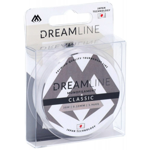 Mikado Vlasec Dreamline Classic clear 30m - 0.14mm / 2.94kg