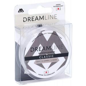 Mikado Vlasec Dreamline Classic clear 30m - 0.20mm / 4.57kg