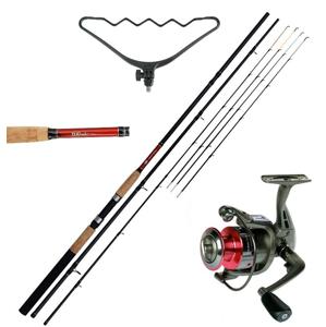 Giants Fishing Prut CLX Feeder TR 12ft Medium + hrazda + naviják zdarma!