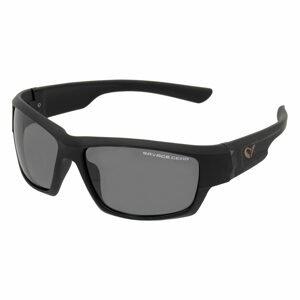 Savage Gear Brýle Shades Floating  Polarized Sunglasses Dark Grey
