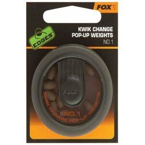Fox Rychlovýměnné závažíčka Kwik Change Pop-up Weights