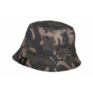 Fox Oboustranný Klobouk Reversible Bucket Hat - Khaki /Camo