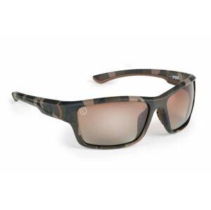 Fox Brýle Avius® Wraps Camo Frame Sunglasses Brown Gradient Lens