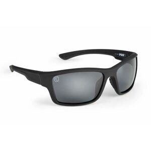 Fox Brýle Avius® Wraps Matt Black Frame Sunglasses Grey Lens