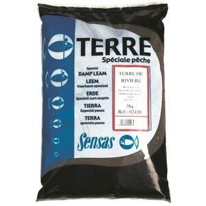 Sensas Hlína Terre de Riviere (hlína řeka) 3kg