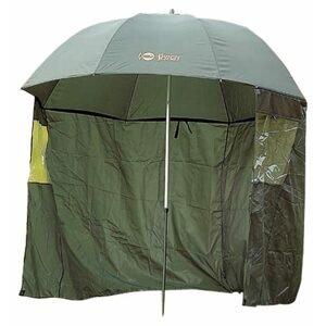 Sensas Deštník s bočnicí 2,2m