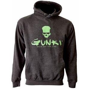 Gunki Mikina s kapucí Dark Smoke - M