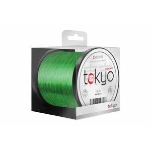 Delphin Vlasec Tokyo fluo zelený - 0,309mm 16lbs 5200m