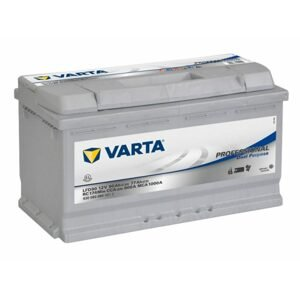 Varta Trakční baterie Professional Dual Purpose (Deep cycle) LFD90 12V/90Ah