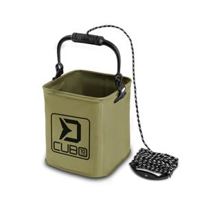 Delphin Skládací vědro Cubo 5L + 5m