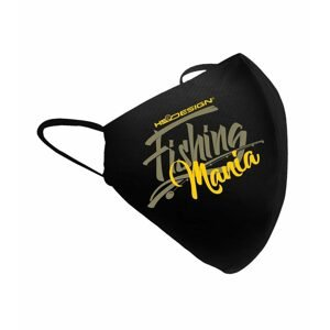 Hotspot Design Rouška Fishing Mania - žlutá