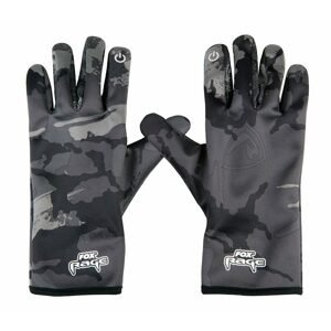 Fox Rage Thermo rukavice Thermal Camo Gloves - L
