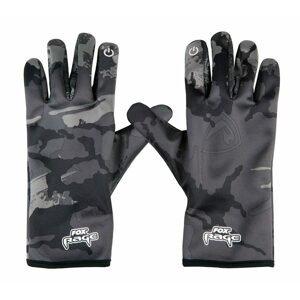 Fox Rage Thermo rukavice Thermal Camo Gloves - XL