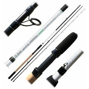 Sensas Prut Feeder White Arrow 300 3,3m Medium 20-80g