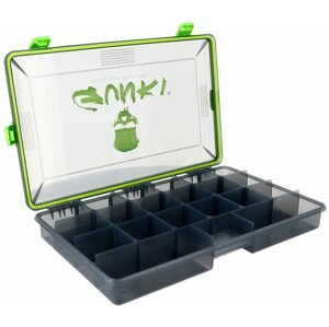 Gunki Krabička Waterproof Box Lures L