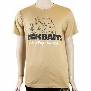 Mikbaits Tričko pískové - XL