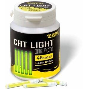 Black Cat Chemická světla Cat Light Depot 4,5mm 45ks