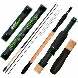 Sensas Prut Green Arrow Feeder 3,6m M/H 70-120g
