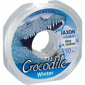 Jaxon Vlasec Crocodile Winter 50m - 0,12mm