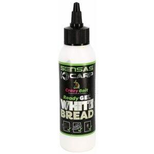 Sensas Gel Crazy 115ml - White Bread (sladký chléb)