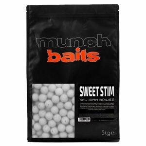 Munch Baits Boilie Visual Range Sweet Stim - 18mm  5kg