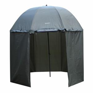 Suretti Deštník s bočnicí Full cover 2,5m