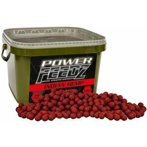 Starbaits Boilies Power FEEDZ Indian Hemp 1,8kg